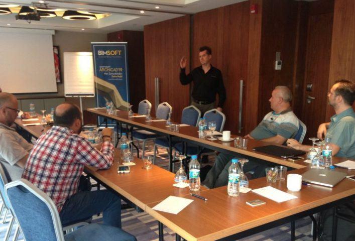BIMSOFT İş Ortakları Toplantısı Radisson Blu Hotel'de Gerçekleştirildi 2