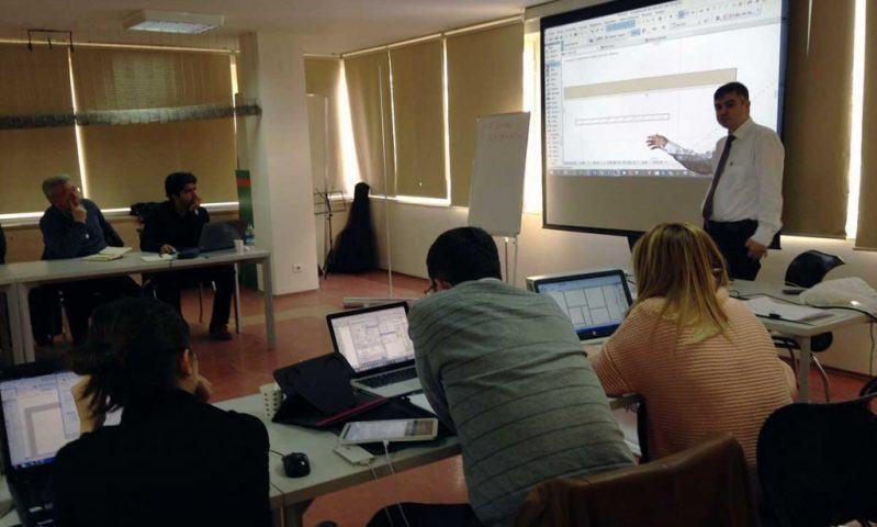 Mimarlar Odası Ankara Şubesi Üyeleri'ne ARCHICAD 19 ile BIM Farkındalık Eğitimi düzenlendi 4