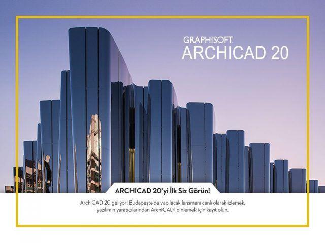 ARCHICAD 20'yi İlk Siz Görün! 3