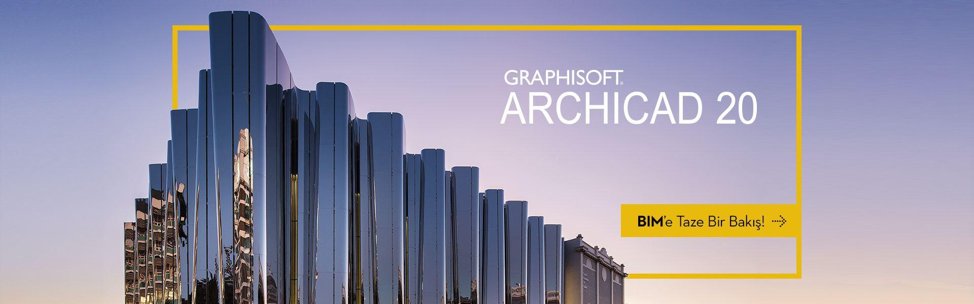 Graphisoft ARCHICAD 21 Build 5021 (MAC)