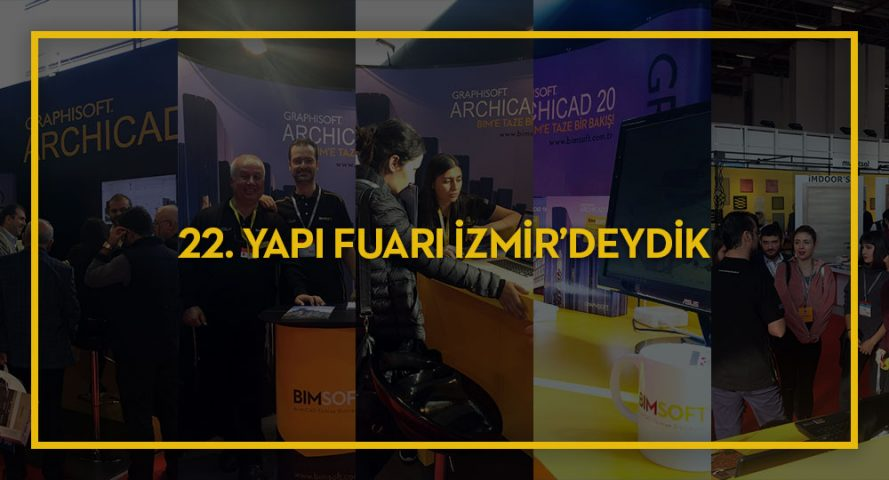 3-6 Kasım'da Yapı Fuarı – Turkeybuild İzmir'deydik 4
