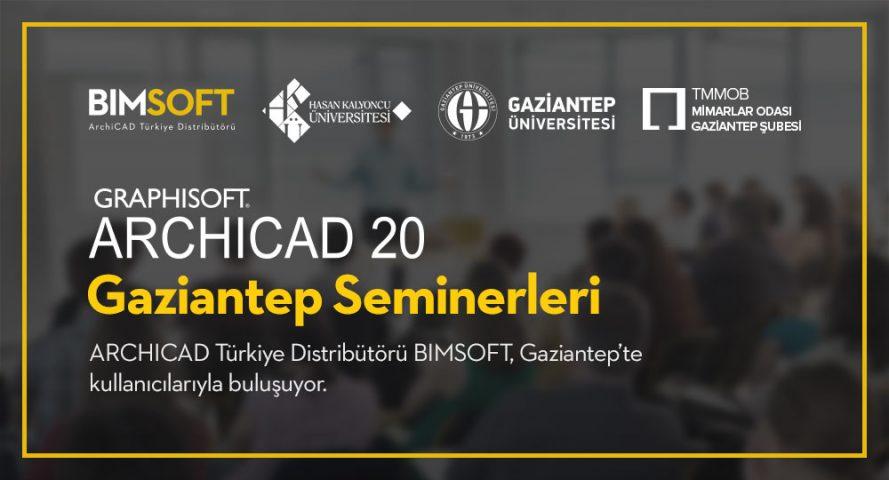 BIMSOFT 21-22 Mart'ta Gaziantep'te 4