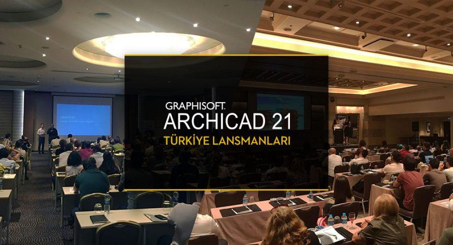 ARCHICAD 21 Türkiye Lansmanlarını Gerçekleştirdik 4