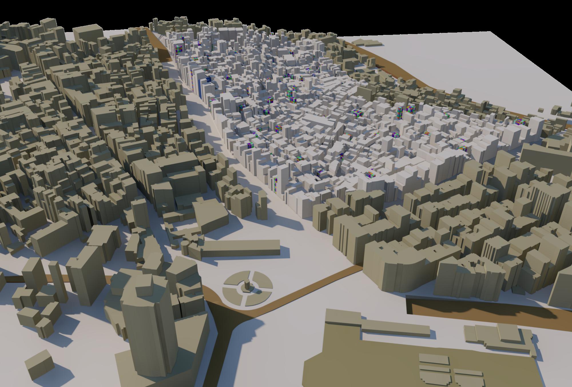 Mimari Yarışmalarda ARCHICAD—1 7