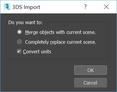 ARCHICAD ve 3D Studio Dosyaları 3