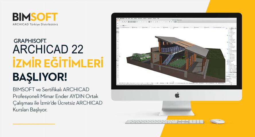 İzmir'de ARCHICAD Eğitimleri Başlıyor 4