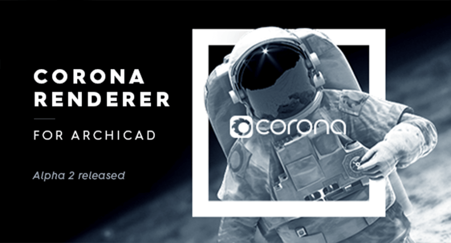 Corona for ARCHICAD Alfa 2 Çıktı! 4