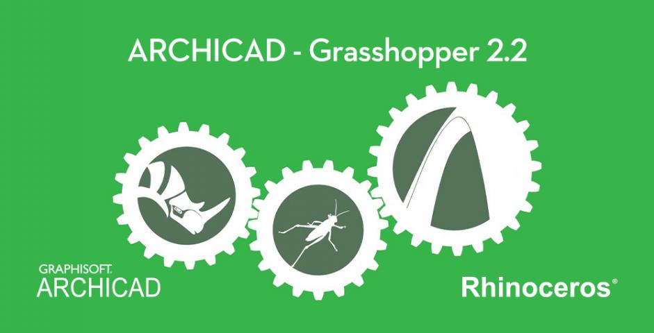 ARCHICAD - Grasshopper Canlı Bağlantı 2.2 Versiyonu Yayınlandı 4