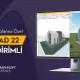 Kıbrıs Mimarlar Odası Üyelerine Özel ARCHICAD 22 Lisansı 3800€ Yerine KDV Dahil 3000€ 3