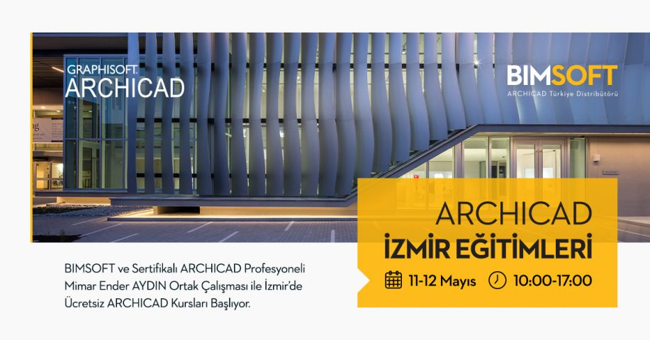 ARCHICAD İzmir Eğitimleri 4