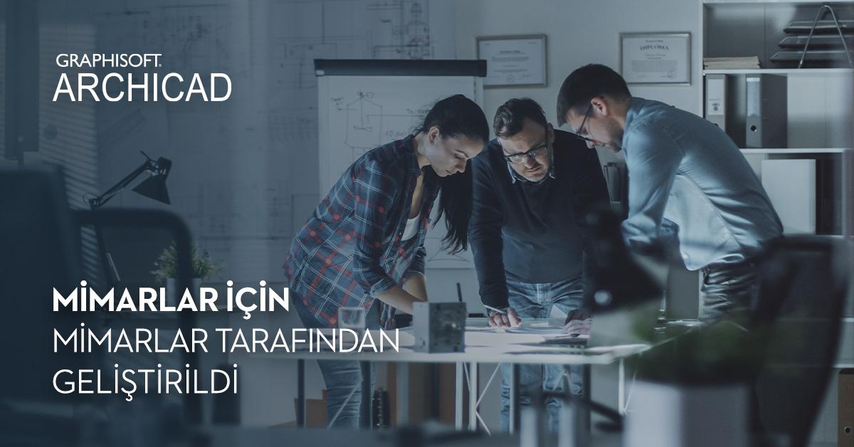 BIMSOFT   ARCHICAD Türkiye Distribütörü