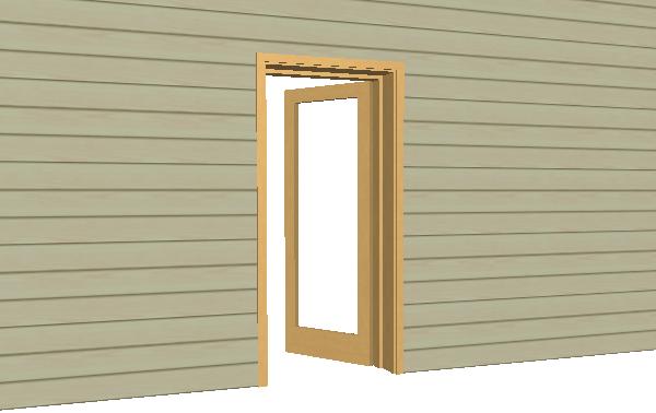 Özel Kapı Kanadı Oluşturma 1