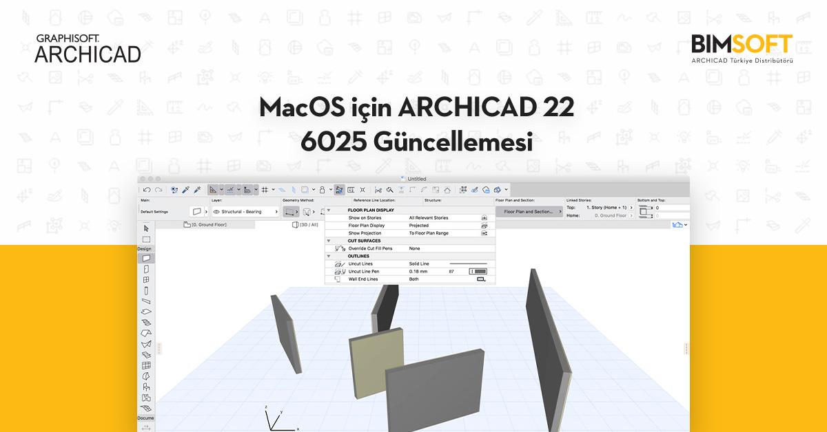 ARCHICAD ve macOS 10.15 Catalina 3