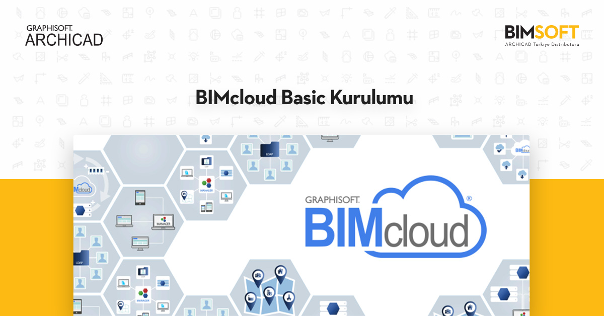 BIMcloud Basic Kurulumu 1