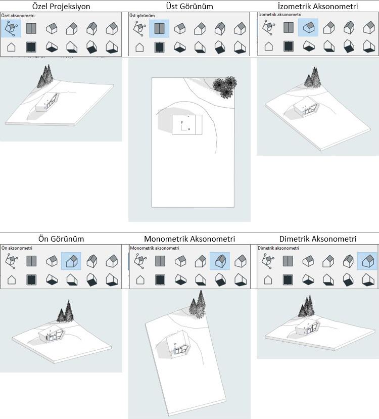 ARCHICAD ile Tasarım Konsept Sunumu 2