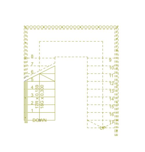 Merdiven Plan Gösterim Ayarları 4