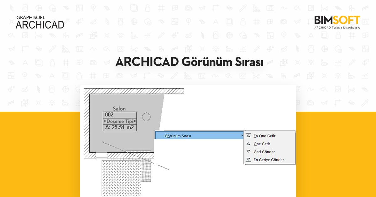 ARCHICAD'te Özel Desen Oluşturma 5
