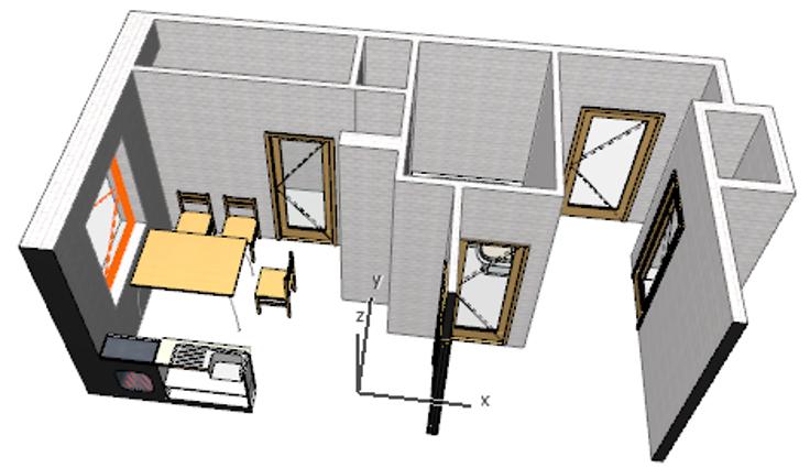 ARCHICAD Renovasyon Filtreleri Örnekleri 4