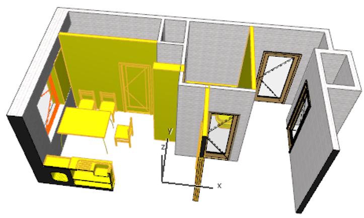 ARCHICAD Renovasyon Filtreleri Örnekleri 5