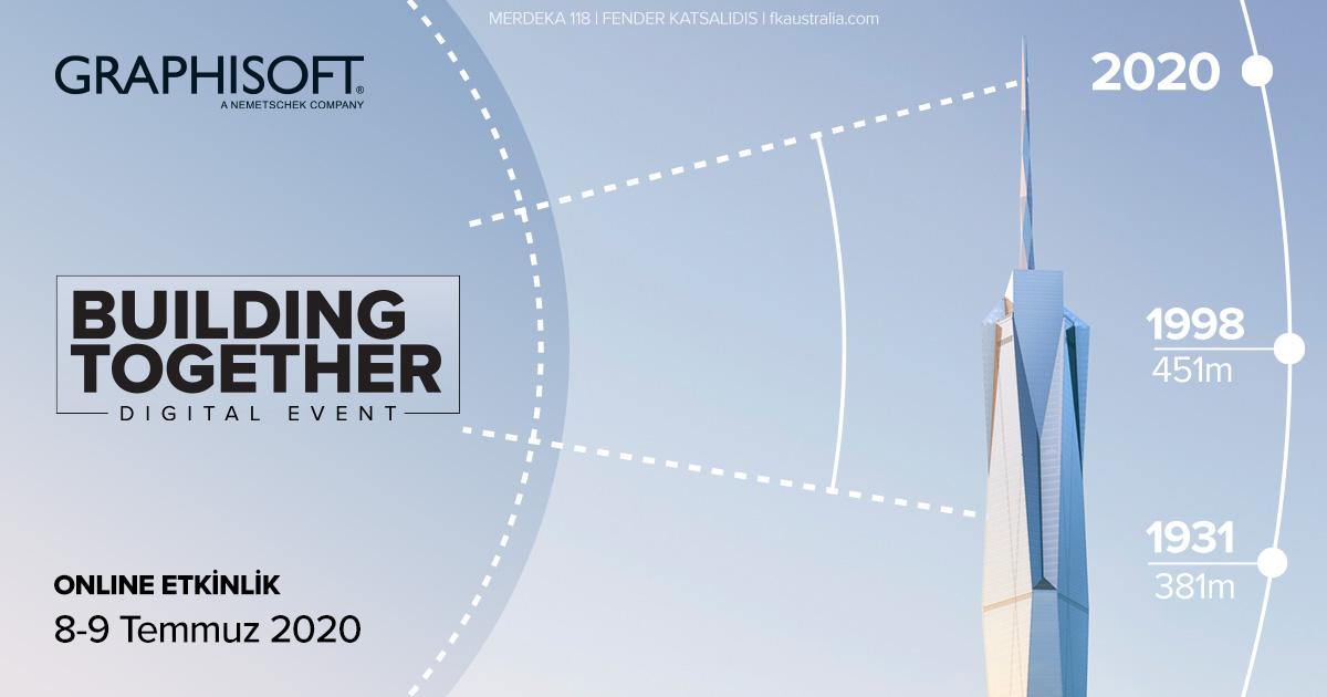 Building Together Dijital Etkinliği - Dünyanın En Yüksek 2. Yapısı 6
