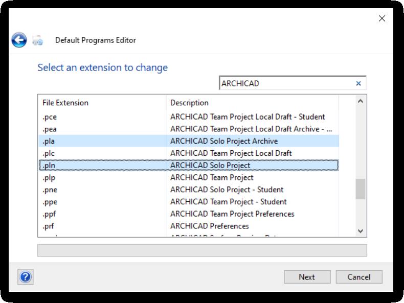 ARCHICAD 23 Windows Birlikte Aç 4