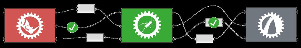 Grasshopper – ARCHICAD Canlı Bağlantısı 1